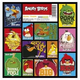 Angry Birds matrica