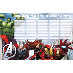 Avengers órarend