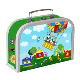 Bogyó és Babóca gyerek kézi bőrönd