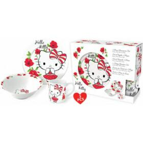 Hello Kitty étkészlet