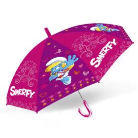 Hupikék Törpikék esernyő