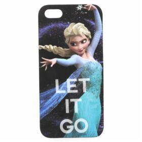 Frozen Elsa iPhone hátlap