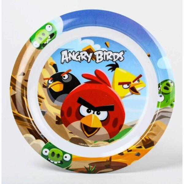 Angry Birds lapostányér
