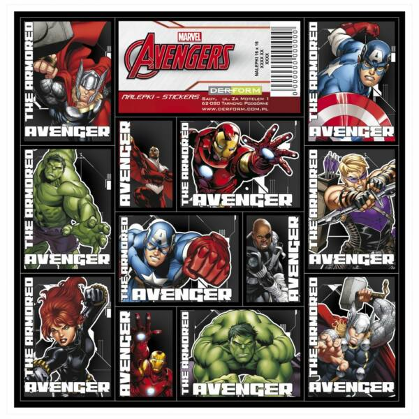 Avengers matrica