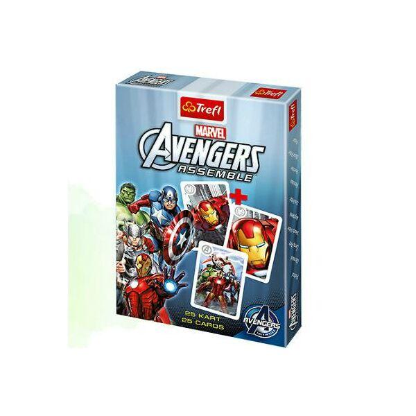 Avengers Fekete Péter kártyajáték