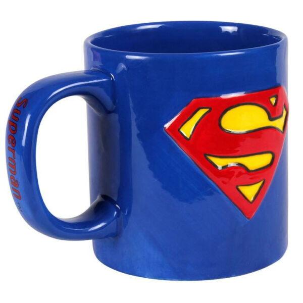 Superman bögre
