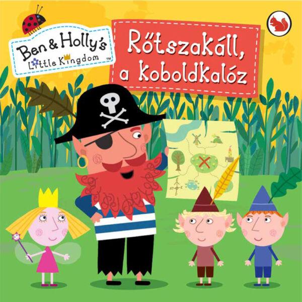 Ben és Holly könyv