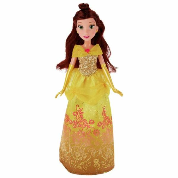 Disney hercegnők baba