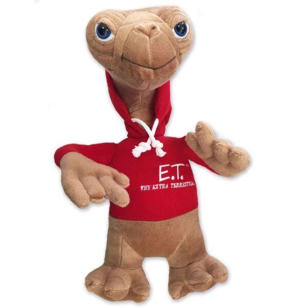 E. T. plüssfigura