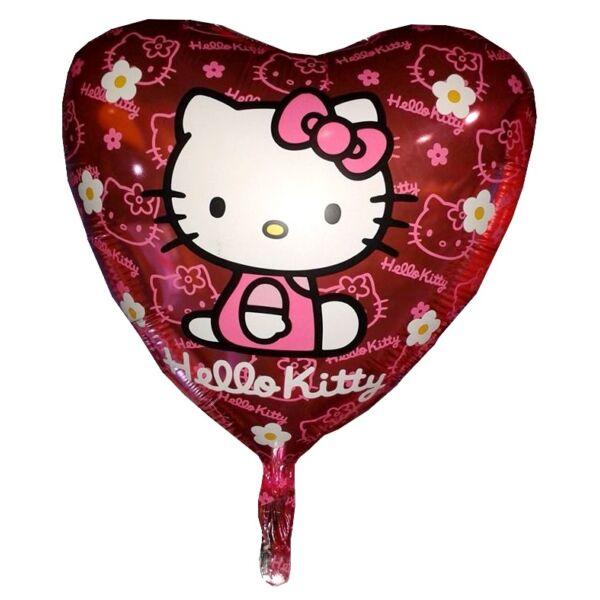 Hello Kitty héliumos lufi