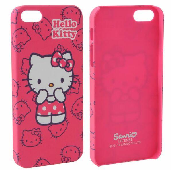 Hello Kitty iPhone hátlap