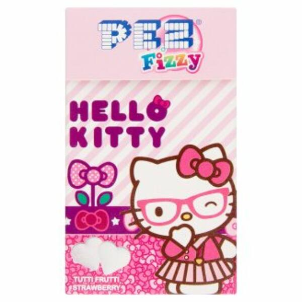 Hello Kitty PEZ cukorka