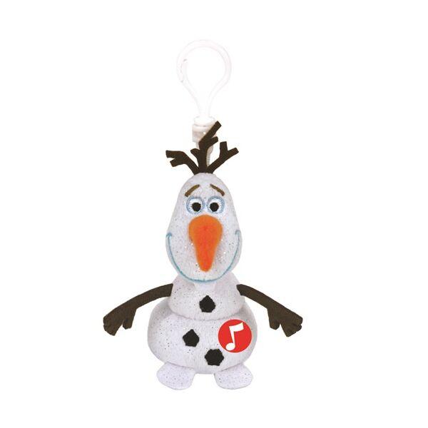 Olaf plüss kulcstartó