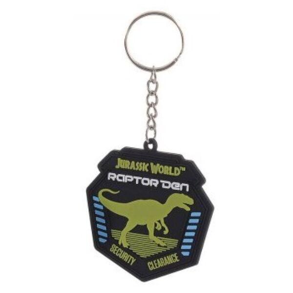 Jurassic World kulcstartók