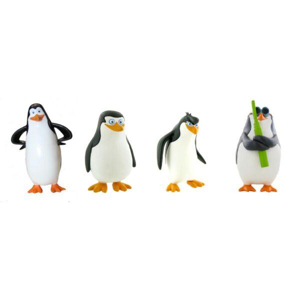 Madagaszkár Pingvinjei figurák