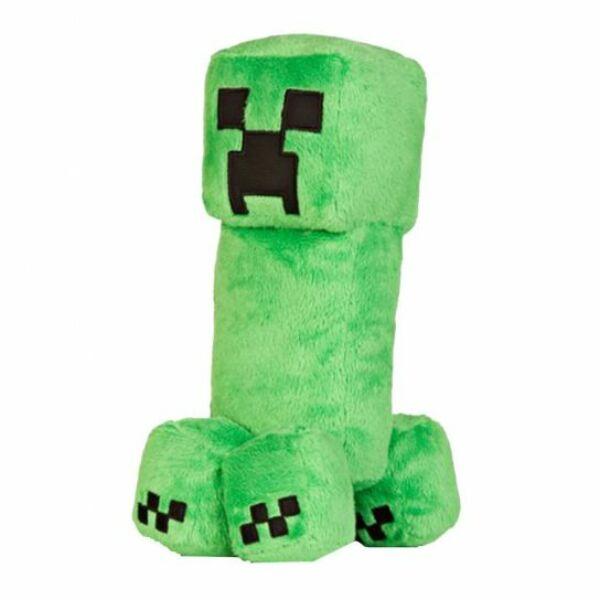 Minecraft plüssfigurák