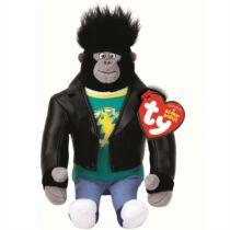 23 cm-es plüss Johnny, a gorilla