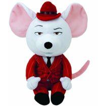 23 cm-es plüss Mike, a patkány