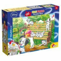 150 db-os 101 kiskutya kétoldalas ki is színezhető puzzle