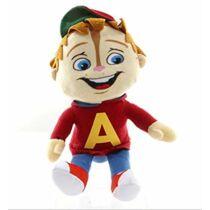 30 cm-es Alvin és a Mókusok Alvin plüssfigura