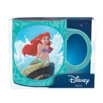 Ariel a kishableány prémium Disney kerámia bögre díszdobozban