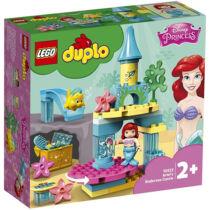 A kis hableány LEGO DUPLO - Ariel víz alatti kastélya