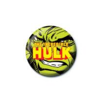 Avengers Bosszúállók Hulk pici kitűző