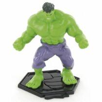 9 cm-es műanyag Hulk figura