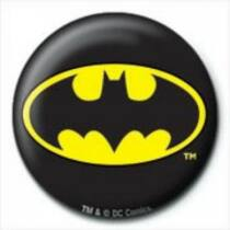 Batman pici kitűző