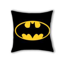 Batman logós párnahuzat