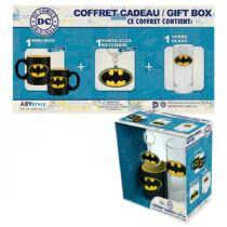 Batman logós ajándék szett DC Comics díszdobozban