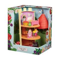 Ben és Holly apró királysága kastély szett bútorokkal és Holly figurával