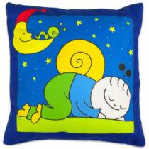 Bogyó és Babóca puha párna - Bogyó alszik