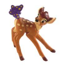 6 cm-es Bambi gumírozott műanyag kis figura