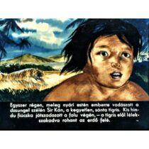 Dzsungel könyve - Maugli a farkasok fia diafilm