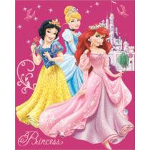 Disney Hercegnők puha nagy polár takaró