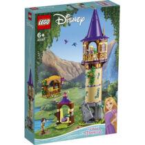 Disney hercegnők LEGO - Aranyhaj tornya