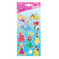Disney Hercegnők pufi matrica szett