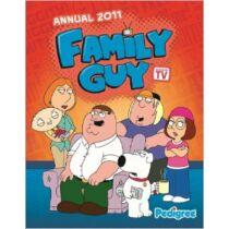 Exkluzív, angol nyelvű 2011-es Family Guy évkönyv