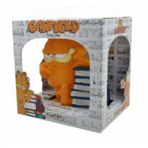 Garfield alakú műanyag persely