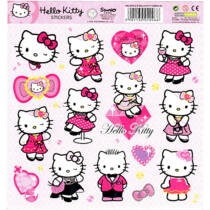 Hello Kitty matrica szett