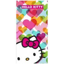 Hello Kitty nagy törölköző