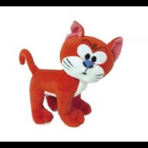 20 cm-es Hupikék Törpikék Sziamiaú macska plüssfigura