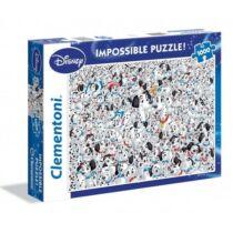 1000 db-os 101 kiskutya 'Lehetetlen' puzzle