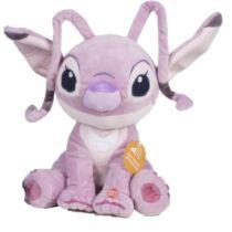 20 cm-es mesebeli, angolul beszélő prémium Lilo és Stitch Disney kis Angel plüssfigura