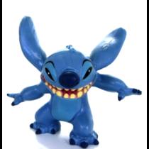 5 cm-es Lilo és Stitch Stitch kis gumírozott műanyag figura