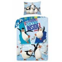 Madagaszkár Pingvinjei felnőtt ágyneműhuzat szett