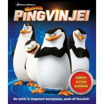 Madagaszkár Pingvinjei mesekönyv