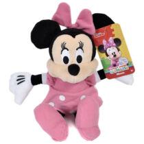 Minnie egér Disney pici plüssfigura 19 cm - Minnie egér plüss
