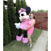 165 cm-es gigantikus méretű pihe-puha Minnie egér Disney plüssfigura